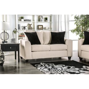 Affordable Price Casares Loveseat by Brayden Studio Reviews (2019) & Buyer's Guide
