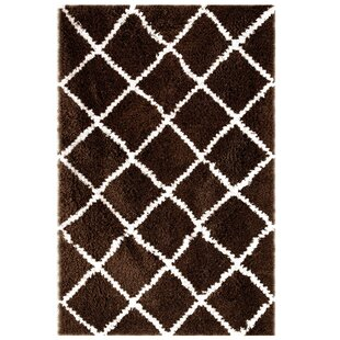 Shop For Hand-Woven Cocoa/Brown Area Rug By Affinity Linens