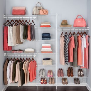 244cm Clothes Storage System By Closetmaid