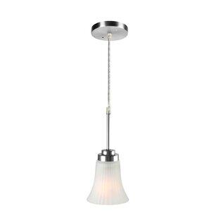 Charlton Home Jessop 1-Light Cone Pendant