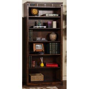 Crites Standard Bookcase by Loon Peak Design