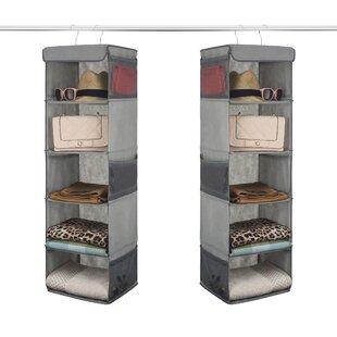 Hanging Closet Shelves Wayfair