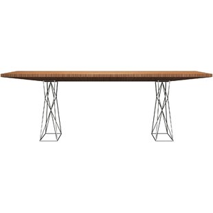 Leanne Dining Table by Brayden Studio