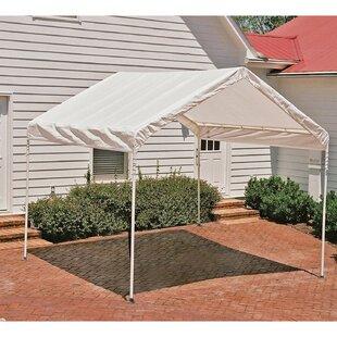 MaxAP 10 Ft. W x 10 Ft. D Steel Pop-Up Canopy by ShelterLogic