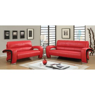 Orren Ellis Winbush Living Room Set