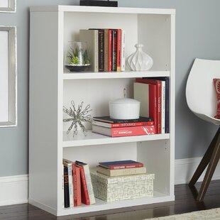 Decorative 3 Shelf Standard Bookcase by ClosetMaid