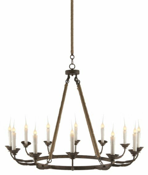 Consuelo 12-Light Chandelier