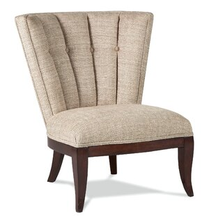 Price Check Francoise Slipper Chair by Darby Home Co Reviews (2019) & Buyer's Guide