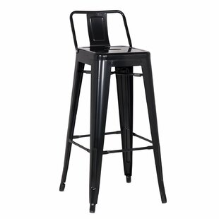 Compare 30 Bar Stool (Set of 4) by Belleze