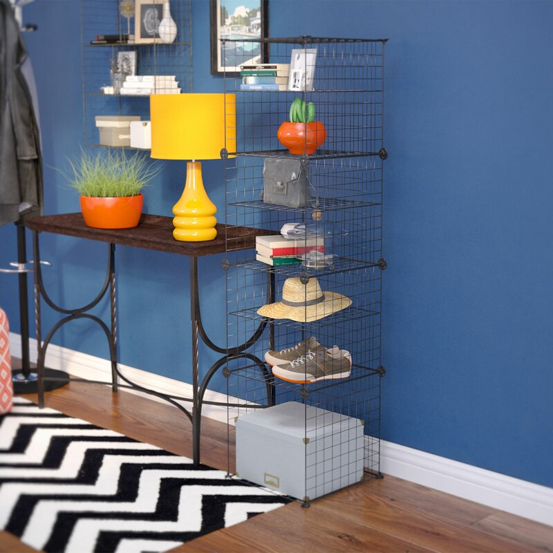 Wayfair Basics Wire Shelving Unit & Reviews | Wayfair.co.uk