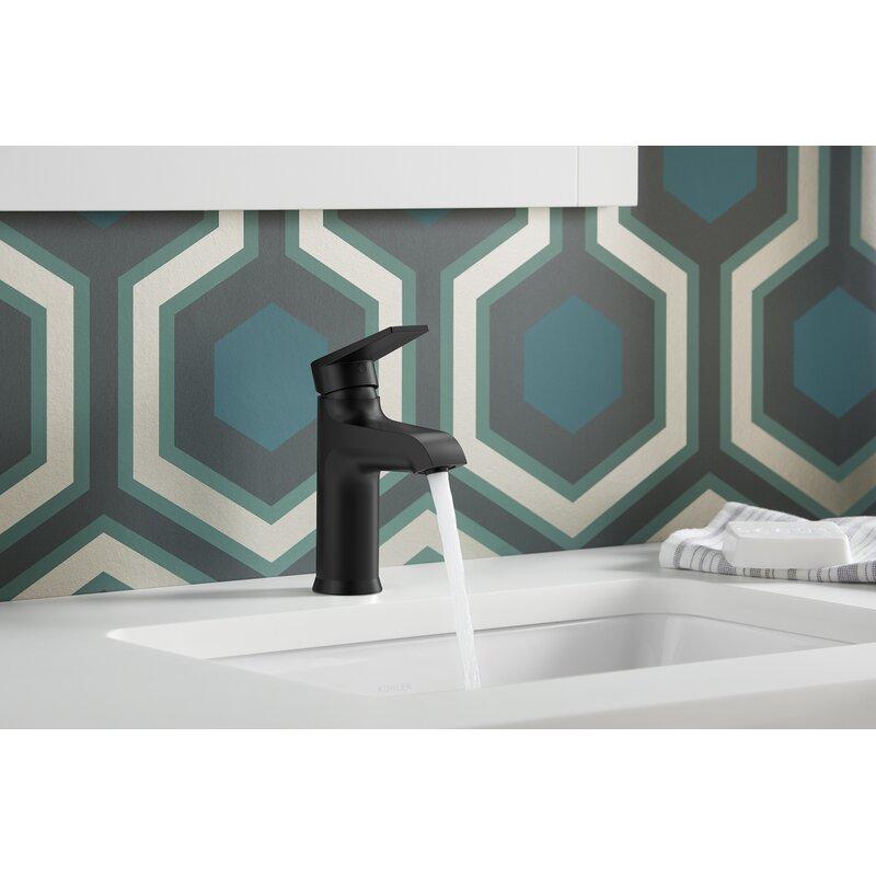 Kohler Hint Single Handle Bathroom Sink Faucet Wayfair