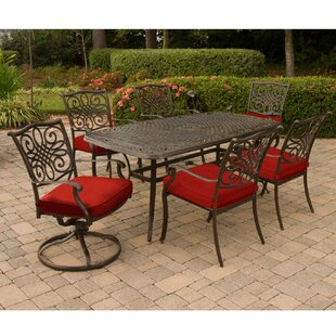 Raby Traditions 7 Piece Dining Set