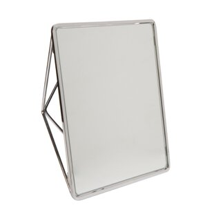 Bargain Barlow Geometric Makeup/Shaving Mirror By Trule Teen