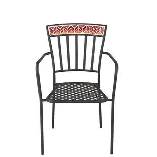 Bret Garden Chair By Bloomsbury Market