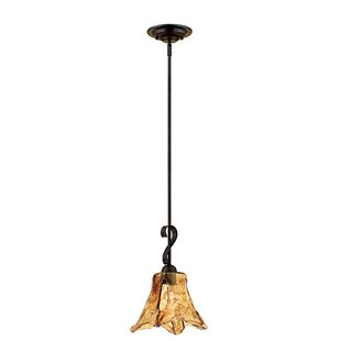 Affordable Whaley 1-Light Cone Pendant By Fleur De Lis Living