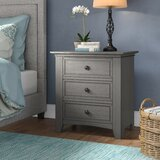Kingery 3 - Drawer Nightstand