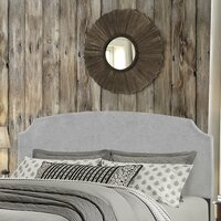 Deals on Alcott Hill Amoll Upholstered Panel Headboard
