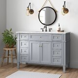 Eneas 48 Single Bathroom Vanity Set by Birch Lane