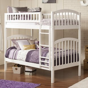 Jackie Twin Over Twin Bunk Bed by Viv + Rae Great Reviews