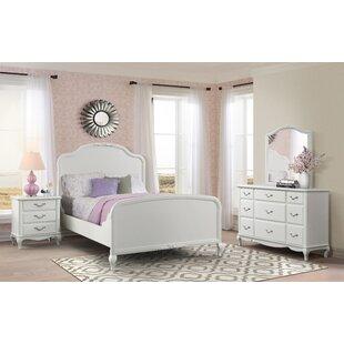 Gholston Panel Configurable Bedroom Set by Harriet Bee