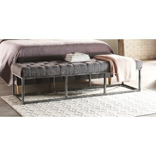 Arrowwood Tufted Upholstered Bench