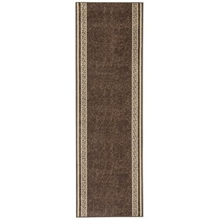 Basic Brown Rug by Hanse Home
