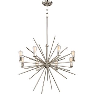 Corrigan Studio Ceil 8-Light Chandelier