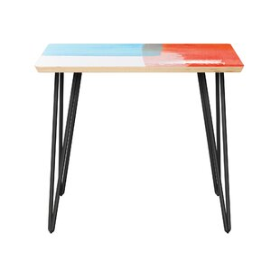 Best Price Esmont End Table by Corrigan Studio