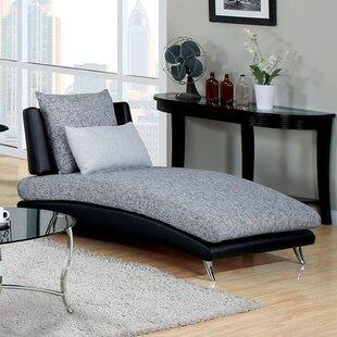 Orren Ellis Chaffins Chaise Lounge