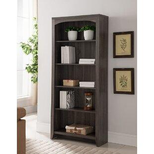 Ditmars Laminate Wood Standard Bookcase By Red Barrel Studio