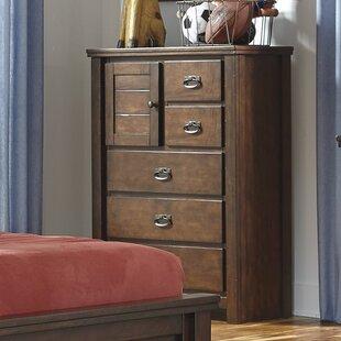 Mona 5 Drawer Combo Dresser by Viv + Rae