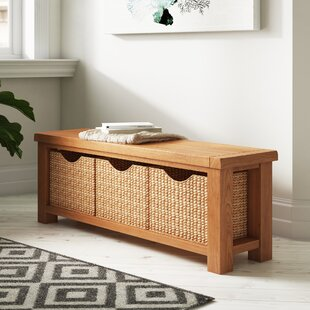 Alden Storage Bench By Rosalind Wheeler
