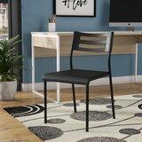 Rosenbalm Side Chair by Wrought Studio