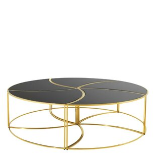 Carter 5 Piece Coffee Table Set by Eichholtz Amazing