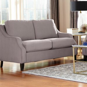 Isabelle Loveseat by Donny Osmond Home