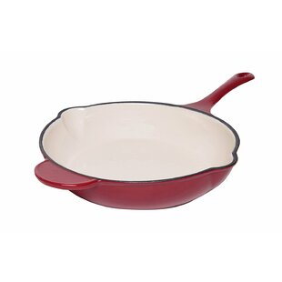 Dual Handles Non-Stick Frying Skillet