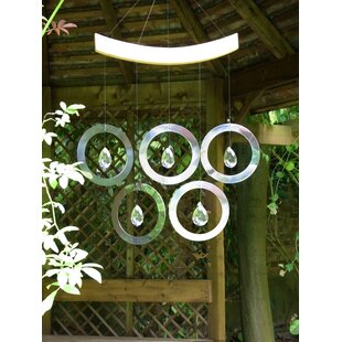 Ayla Olympian Rings Wind Chime Image