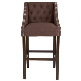 Boland 30 Bar Stool Charlton Home