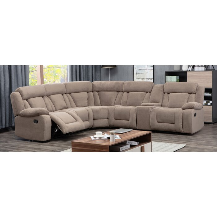 Tremendous Herald Square Symmetrical Reclining Sectional Gmtry Best Dining Table And Chair Ideas Images Gmtryco