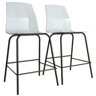 Riley 60.96cm Bar Stool By CosmoLiving By Cosmopolitan