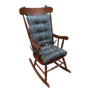 Rocking Chair Chair U0026 Seat Cushions Youu0027ll Love | Wayfair