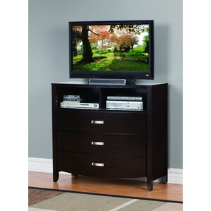 Lucy 3 Drawer Media Chest by Latitude ..