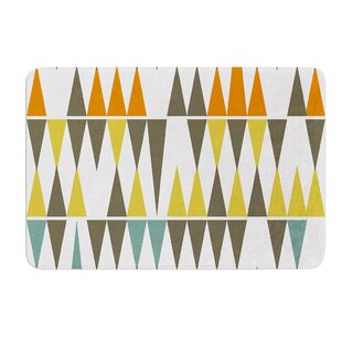 Diamond Kilim by Pellerina Design Bath Mat