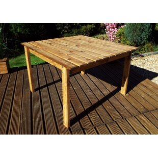 Windbrook Wooden Dining Table By Sol 72 Outdoor