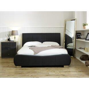Best Adrian Upholstered Bed Frame