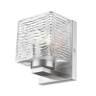 Orren Ellis Foreman 1-Light LED Bath Sconce