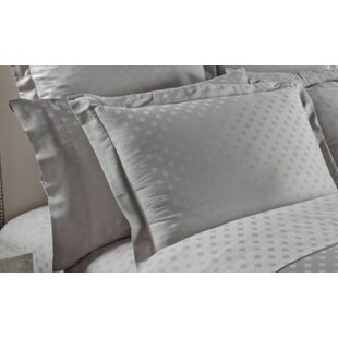 Diamond Woven Jacquard Pillow Case