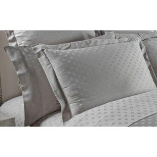 Diamond Woven Jacquard Pillow Case