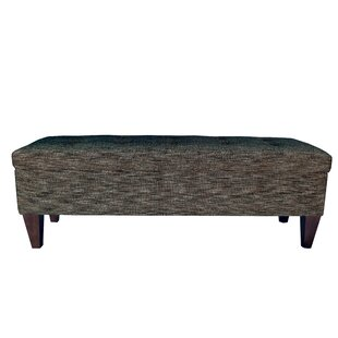 MJL Furniture Lucky Wood Storage Bench