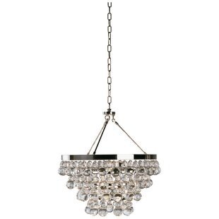 Bling 4-Light Novelty Chandelier by Robert Abbey